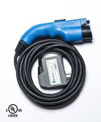 nissan leaf charging cable amazon com aerovironment turbocord 240 volt plug in ev charger