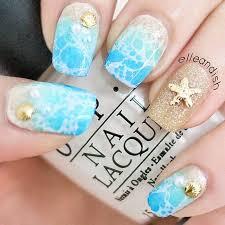 best 25 summer beach nails ideas on pinterest beach nails