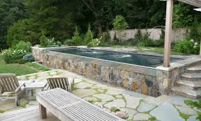 50 lovely above ground swimming pools with decks and fences