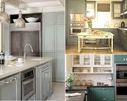 blue grey kitchen cabinets painted kitchen cabinets mayhar design