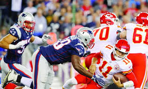 7 Mistakes That Doom A by Mistakes Doom Patriots Defense In 42 27 Loss To Chiefs Arab News