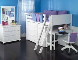 chambre denfant le lit surélevé designs amusants archzine fr