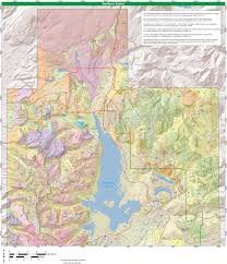 Map Of Yellowstone National Park File Nps Grand Teton Geologic Map North Jpg Wikimedia Commons