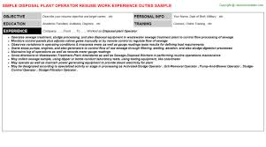 Wastewater Treatment Plant Operator Resume Pay For Esl Critical Analysis Essay On Hacking A Thesis Statment