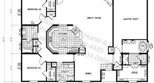 Triple Wide Floor Plans Mobile Homes Floor Plans Inspiration Uber Home Decor U2022 31560
