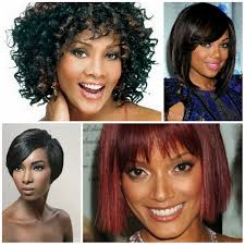 2017 choppy bob haircuts for afro american women new haircuts to