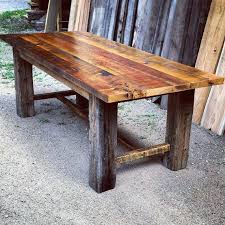 reclaimed trestle dining table reclaimed trestle table a rustic yet classic design trestle dining