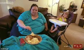 600 lb dottie obese 640lb food addict forced to undergo life saving surgery to