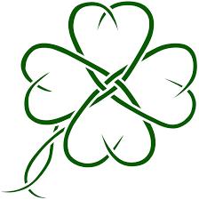 four leaf clover 4 leaf clover four art clipart clipartix