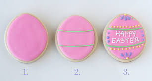 Cute and Easy Decorated Easter Egg Cookies – Glorious Treats