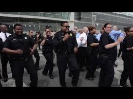 detroit police department running man challenge youtube
