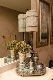 Ideas For Bathroom Decor by 25 Best Bathroom Counter Decor Ideas On Pinterest Bathroom