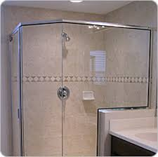 Abc Shower Door Semi Frameless Abc Shower Door And Mirror Corporation Serving