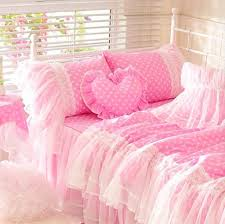 girls pink bedding teenage bedding sets spillo caves