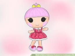 lalaloopsy costumes how to make a costume for a lalaloopsy 11 steps