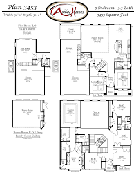 floor plan 3453 arbor mill at oakleaf plantation orange park