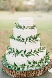 beautiful wedding cakes 20 purely beautiful wedding cakes with greenery weddingomania