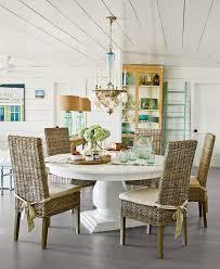 Terrific Coastal Dining Room Set  On Rustic Dining Room Table - Coastal dining room table