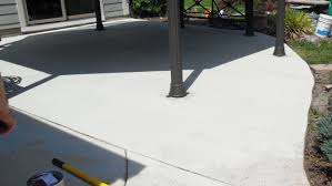 Painted Concrete Porch Pictures by Patio Paint Exterior Concrete Paint Surfaces Exterior How To