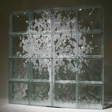 glass wall design etched glass window u0026 wall blocks nationwide supply u0026 columbus