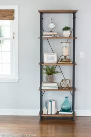 A Bookcase How To Style A Bookcase Simple Principles To Get The Look You
