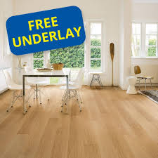 Quick Step Impressive Laminate Flooring Quick Step Impressive Ultra Imu3106 Natural Varnished Oak Laminate