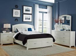 Summer Breeze Queen White Panel Bedroom Suite Steinhafels Bedroom Beds