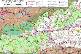 Map Of Western Pennsylvania by Asheville Maps Asheville Now