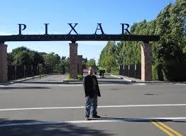 photos of matt u0027s visit to pixar animation studios for the toy
