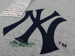 new new york yankees mlb mavern long sleeve t shirt by majestic
