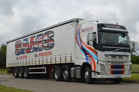 volvo trucks facebook sams transport take delivery of volvo fh4 u2013 crossroads hartshorne