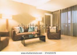 abstract blur beautiful luxury livingroom interior stock photo