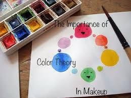 color wheel for makeup artists color theory for makeup artists part 1 makeup colour wheel