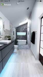 Bathroom Improvement Ideas by Narrow Bathroom Remodel Cozy Bathroom Even With Small And Narrow