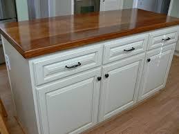 butcher block cutting board countertop white kitchen features