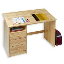 bureau pin bureau pin massif pas cher