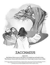 22 best bible kids zacchaeus images on pinterest bible stories