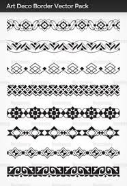printable art deco borders printable art deco border free gif jpg pdf and png downloads at