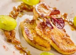 cuisiner du foie gras recette foie gras poêlé au confit de figue