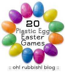 20 easter egg games fun plastic egg games for kids