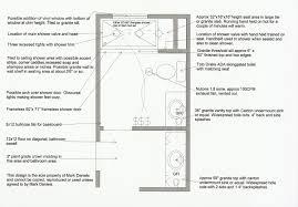Shower Measurements Bathroom by Delectable 50 Master Bathroom Measurements Inspiration Design Of