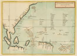 Map Of West Indies Spice Islands Historic Maps