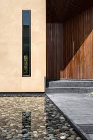 Col House by Asp Builds Cumbres House Using Compressed Earth Blocks Formed On Site