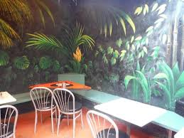 themed patio tropical themed patio picture of espressoholic wellington