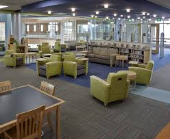 comfy library chairs library design for mobile device users
