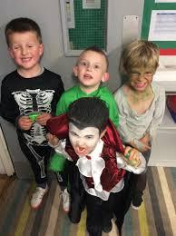 halloween fun kemsley primary academy
