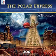 kinkade the polar express 300
