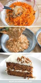 best 25 easy carrot cake ideas on pinterest simple carrot cake