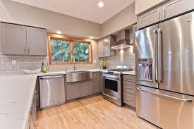 grey shaker maple pius kitchen u0026 bath