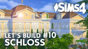 Schlafzimmer Und Bad In Einem Raum Die Sims 4 Let U0027s Build Schloss 10 Dach U0026 Badezimmer Bauen Youtube